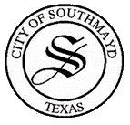 City of Southmayd Texas - A Place to Call Home...